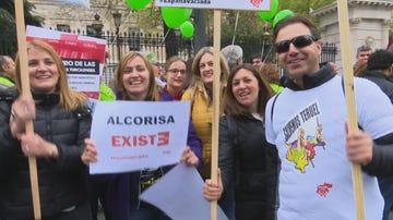 El grito de rebeldía de Teruel y Soria para denunciar el abandono