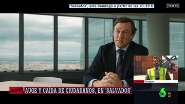 Rafael Hernando en Salvados