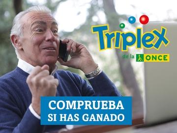 Comprobar los resultados del Triplex de la ONCE de hoy, domingo 16 de mayo de 2021
