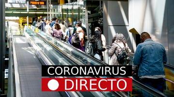 Última hora en España por las nuevas medidas, restricciones y vacuna COVID-19, hoy | Coronavirus en Madrid y resto de CCAA
