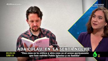 El alegato feminista con el que Ada Colau se niega a opinar sobre el corte de pelo de Pablo Iglesias