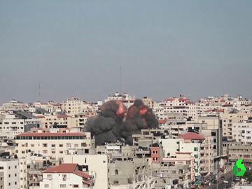 Un nuevo bombardeo en Gaza se cobra la vida de toda una familia de diez miembros