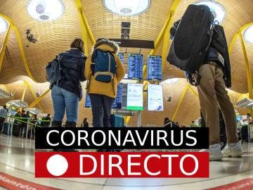 Nuevas medidas por Coronavirus y última hora en España, hoy   Restricciones por COVID-19 en Madrid y resto de CCAA