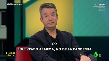 """El doctor César Carballo se dirige a cámara para pedirle a Darias que """"haga justicia"""": """"Nos lo merecemos"""""""