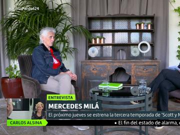 Mercedes Milá en Liarla Pardo