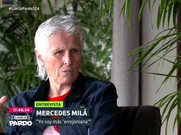 """Mercedes Milá se confiesa: """"Yo soy más errejoniana"""""""