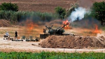 Octavo día de bombardeos israelíes en Gaza