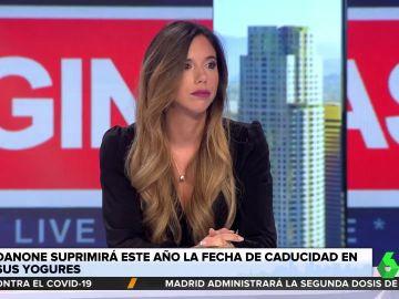 """La confesión de Tatiana Arús sobre su alimentación: """"Nunca he tenido remordimientos"""""""
