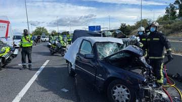 Muere el cámara de Telemadrid Pedro Pedreño en un accidente de tráfico en Madrid