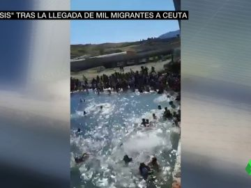 Crisis en Ceuta
