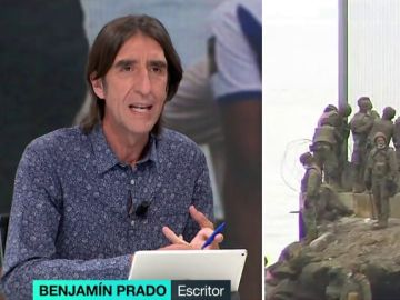 El poeta Benjamín Prado