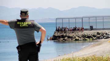 """La Unión Europea avisa a Marruecos: """"La frontera con Ceuta es frontera también con la Unión"""""""