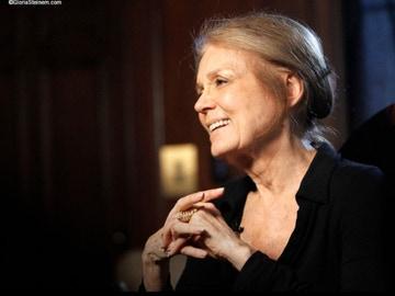 La feminista Gloria Steinem, premio Princesa de Comunicación y Humanidades