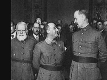 Franco concedió títulos nobiliarios a sádicos generales