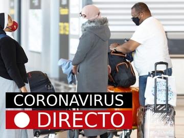 Última hora: vacunación en España, medidas y restricciones por coronavirus, hoy   Incidencia en Madrid y resto de CCAA