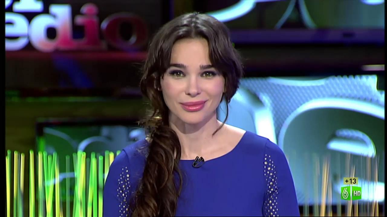Beatriz Montañez en su época en El Intermedio (Archivo)