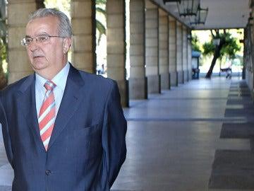 El exconsejero andaluz de Empleo Antonio Fernández.