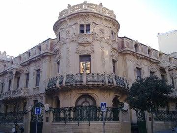 Edificio de la SGAE