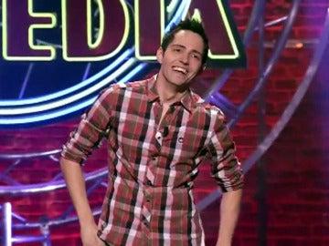 David Guapo en El Club de la Comedia