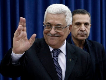 El presidente palestino, Mahmud Abbas, en una imagen de archivo