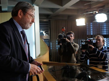 El portavoz municipal del PSOE, Jaime Lissavetzky.