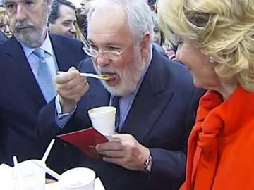 """Arias Cañete: """"Yo me como un yogurt caducado y no me sienta mal"""""""