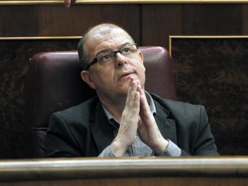 El diputado del PSOE José Zaragoza