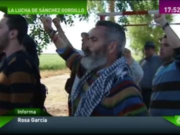 La lucha de Sánchez Gordillo