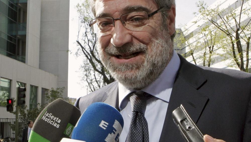 El exportavoz del Gobierno Miguel Ángel Rodríguez