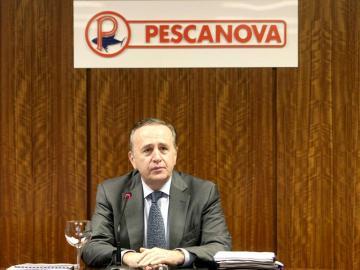 Manuel Fernández de Sousa, presidente de Pescanova