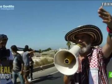 El nombre de Sánchez Gordillo da la vuelta al mundo tras el asalto a supermercados