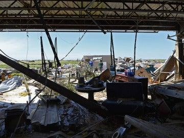 Al menos nueve muertos por tornados en Oklahoma