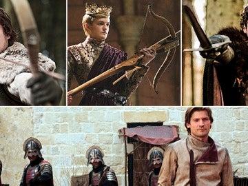 Las armas de Juego de Tronos
