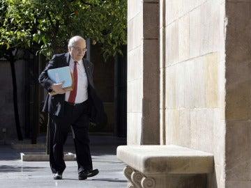 El conseller de Economía, Andreu Mas-Colell.