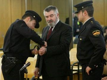 Juan Antonio Roca en el juicio