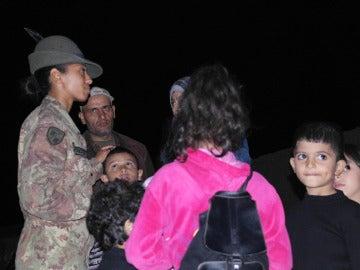 Cerca de 775 inmmigrantes llegan a las costas italianas en las últimas horas