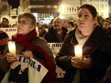 Vecinos de Ferrol piden más trabajo a los astilleros ante la agonía de la comarca