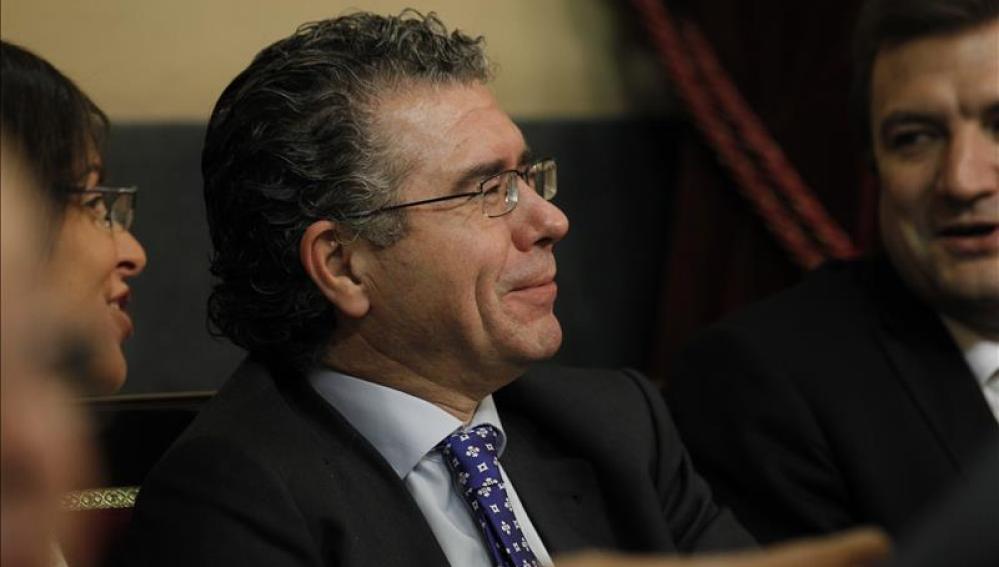 El senador del PP Francisco Granados