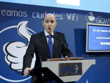 Jenaro García, expresidente de Gowex