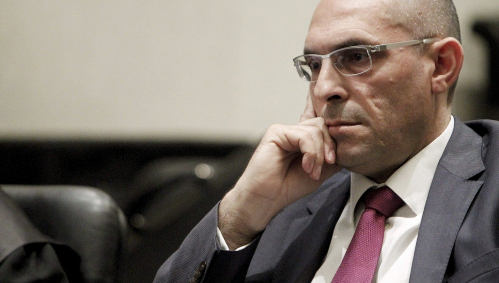 El juez Elpidio Silva