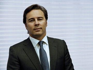 Fotografía de Dimas Gimeno Álvarez, consejero director general de El Corte Inglés