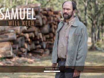 Samuel es Will Keen