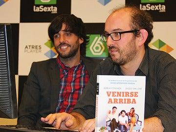 Borja Cobeaga y Diego San José respondieron a los internautas de laSexta.com