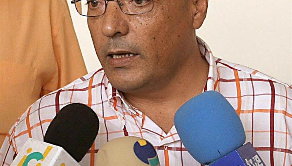 Sergio Machín, jefe de área de Seguridad y Emergencias del Cabildo de Lanzarote