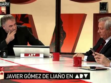 Gómez de Liaño en ARV