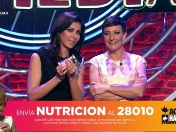 Ana Pastor y Eva Hache