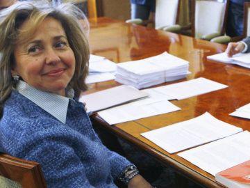 La nueva fiscal general del Estado, Consuelo Madrigal