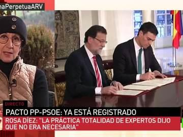 Rosa Díez en ARV