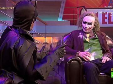 Batman y El Joker