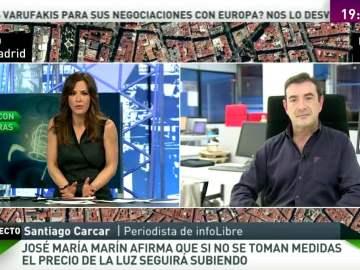 Santiago Carcar en MVT